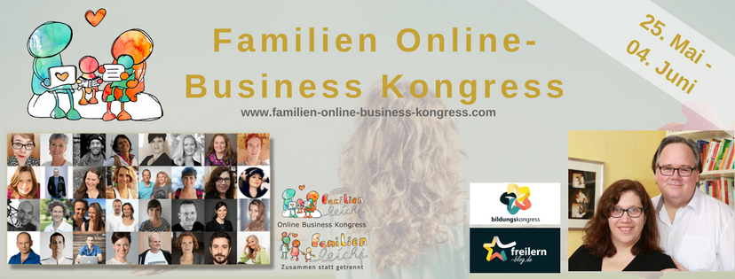 Familien Online Business Kongress 2017