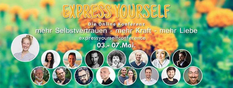 Express Yourself: Mehr Selbstvertrauen - Mehr Kraft - Mehr Liebe